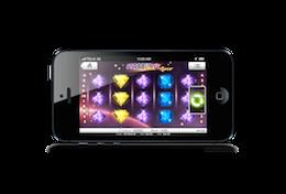 Plaatje van Starburst op mobiel